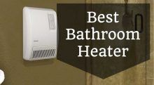 best bathroom heater reviews